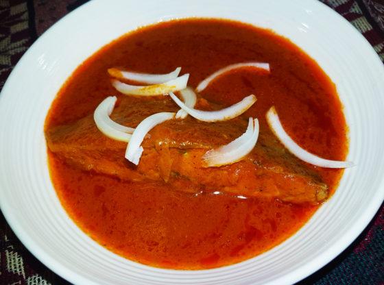 Fresh Tilapia Tomato Sauce