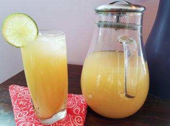 Gnamakoudji,ginger juice